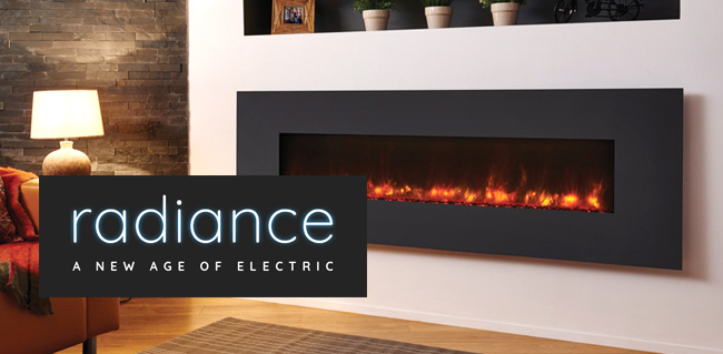 Electric Fire Showroom Devon