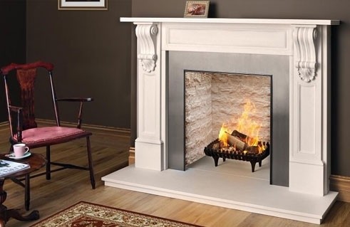 Fireplaces Showroom Devon