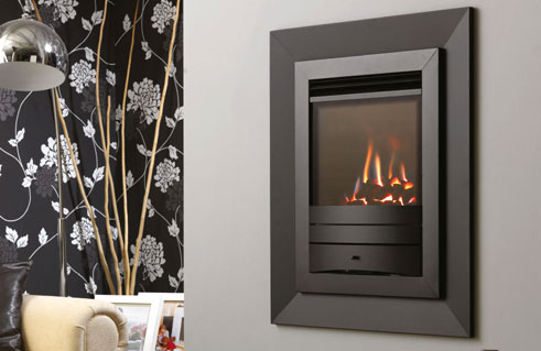 Gas Fire Showroom Devon